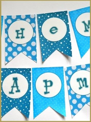 Растяжка с днем рождения своими руками шаблоны букв 80